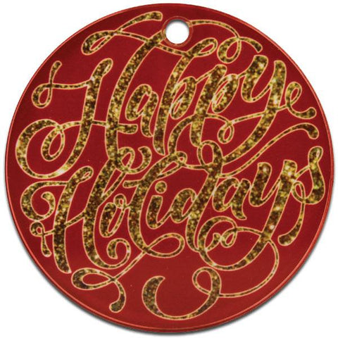 "ColorLyte Sublimation Blank Acrylic Ornament - 3"" - Round"