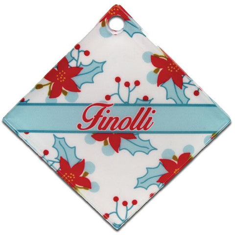 "ColorLyte Sublimation Blank Acrylic Ornament - 2.5"" x 2.5"" - Diamond"