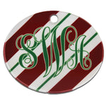 "ColorLyte Sublimation Blank Acrylic Ornament - 2.25"" x 3"" - Oval Landscape"