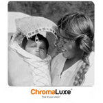 "ChromaLuxe Sublimation Blank Aluminum Photo Panel - 11.7"" x 11.7"" Gloss Clear"