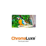"ChromaLuxe Sublimation Blank Aluminum Photo Panel - 5"" x 10"" - Gloss White"
