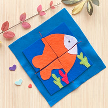 Load image into Gallery viewer, Fish Puzzle 🐠🧩