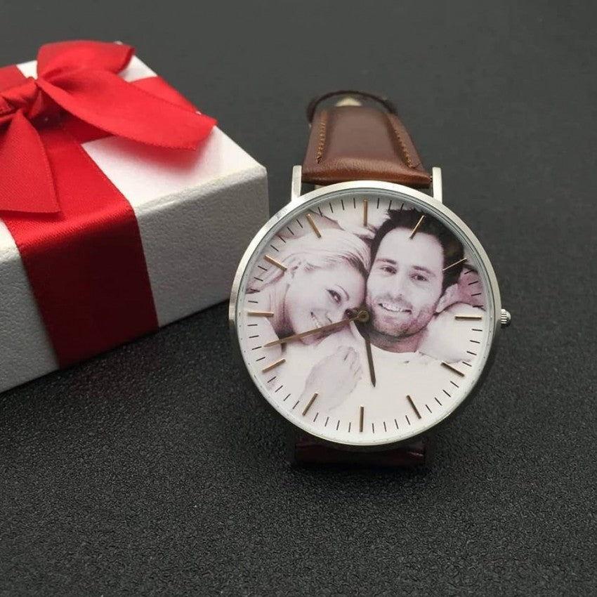 Personalized Couple Watch