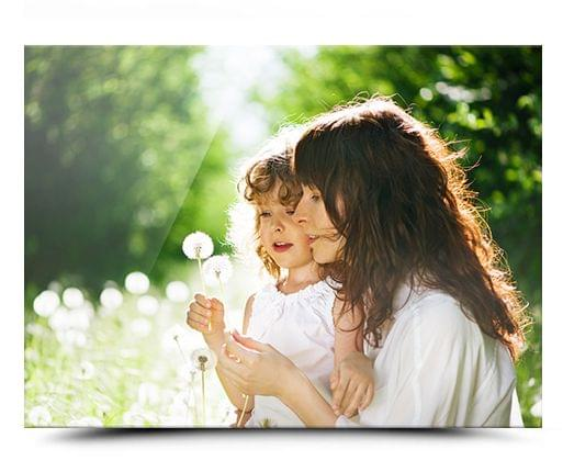 Personalized HD Design/Picture Metal Panel Clear Gloss 8x10
