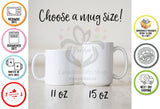 Personalized Baby Face Photo Text Gift Mug, Gift For Mom or Dad, Fathers, Mothers Day Gift Mug - RazKen Gifts Shop