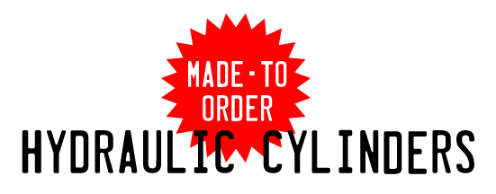 Hydraulic Cylinders - Made to Order