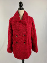 Load image into Gallery viewer, Romantic Red Jacket