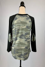 Load image into Gallery viewer, Camo See Me Long Sleeve Top
