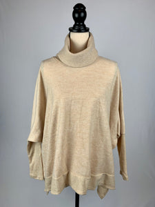 Fall for Cowl Neck Sweater