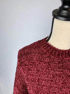 Cozy Up Chenille Sweater