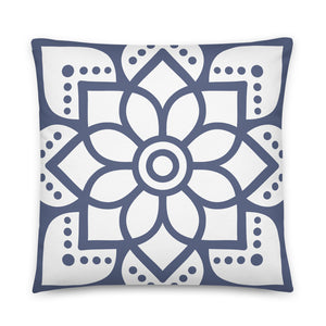 Cushion Night Blue 001