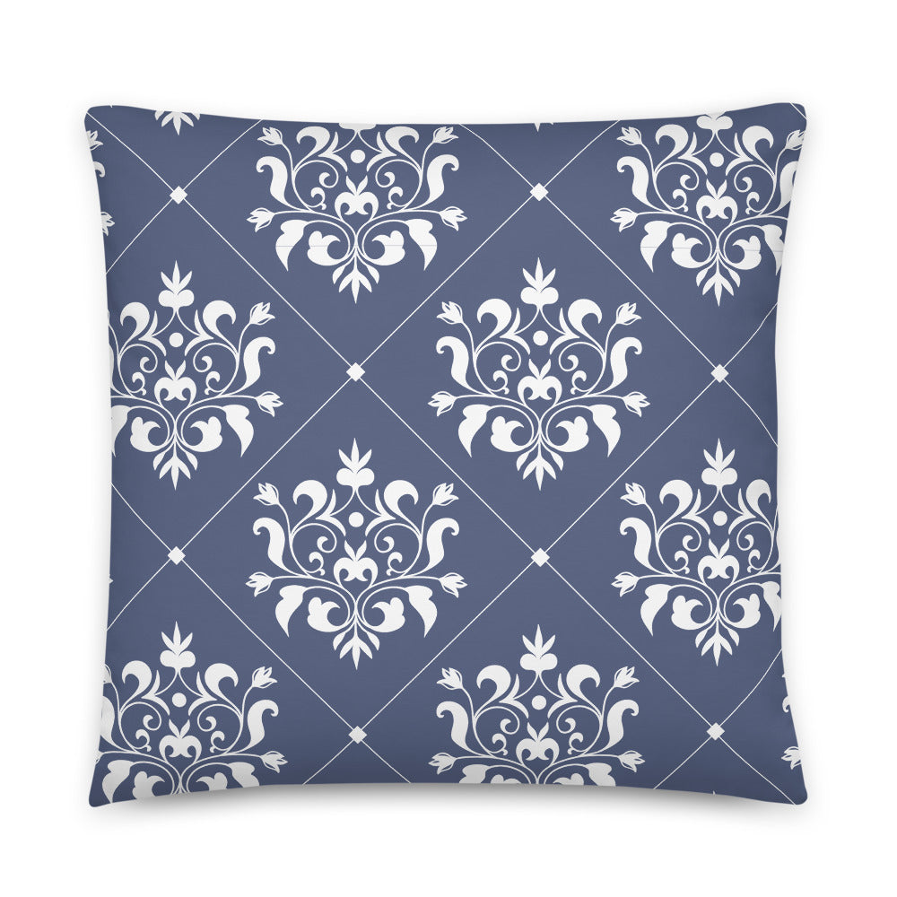 Cushion Night Blue 002