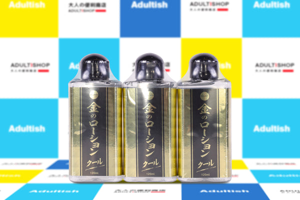 DNA JAPAN Gold Lubricant-Cold Type 120ml | Highest Quality