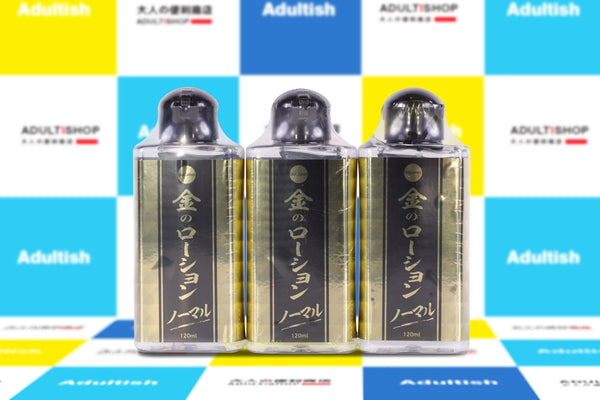 DNA JAPAN Gold Lubricant-Standard 120ml | Highest Quality