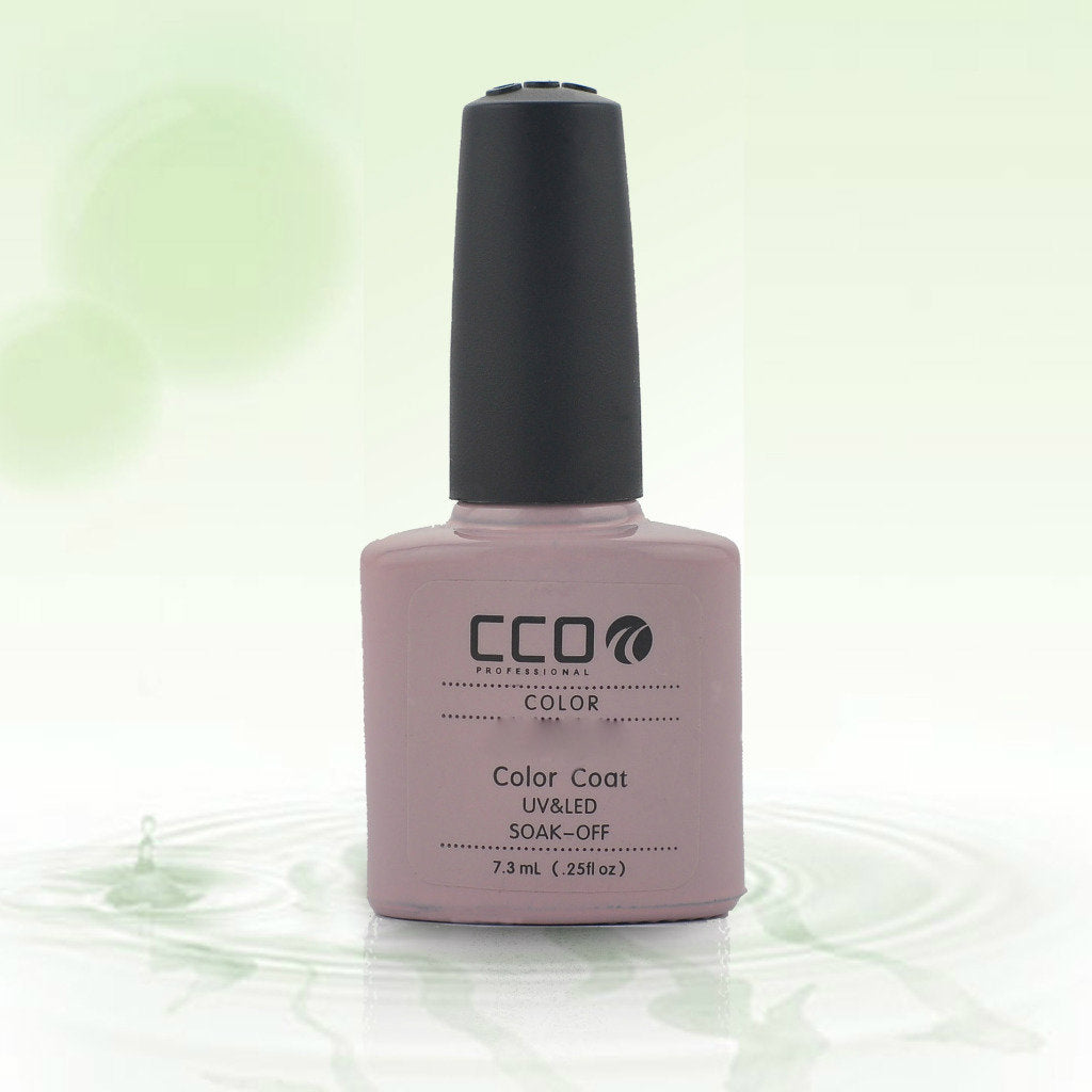 04 CCO UV LED GEL, ROMANCE - UV Gel Soak off Nail Polish