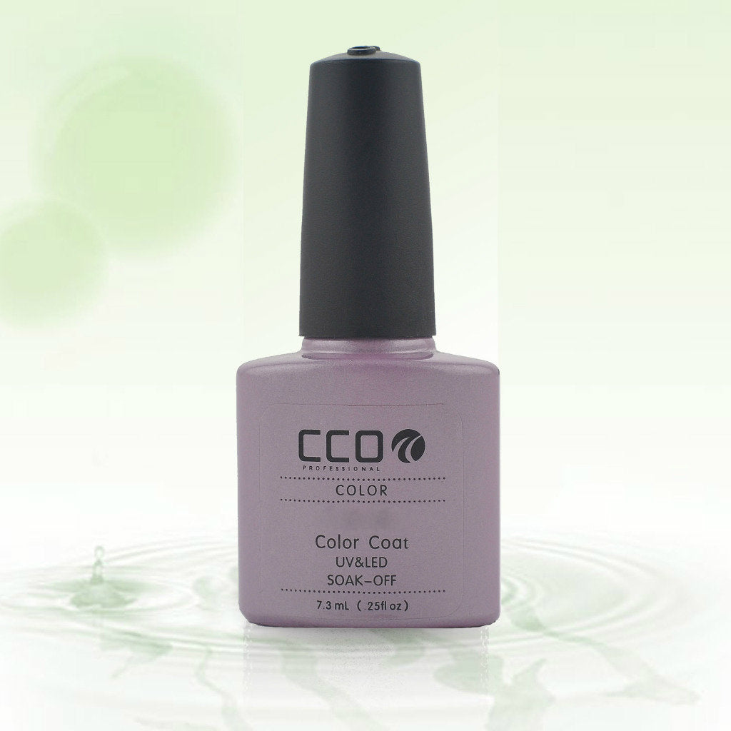 12 CCO UV LED GEL, STRAWBERRY - UV Gel Soak off Nail Polish