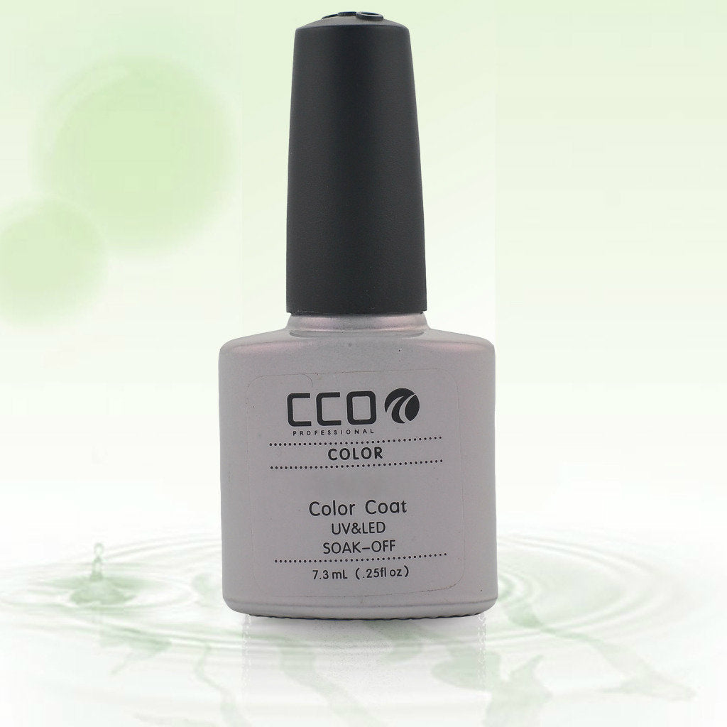 26 CCO UV LED GEL, SNOW WHITE - UV Gel Soak off Nail Polish