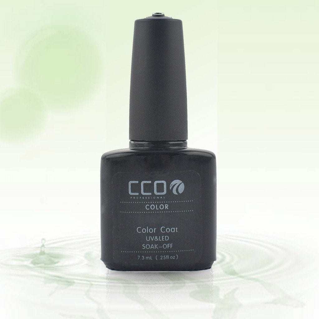31 CCO UV LED GEL, STORM CLOUD - UV Gel Soak off Nail Polish