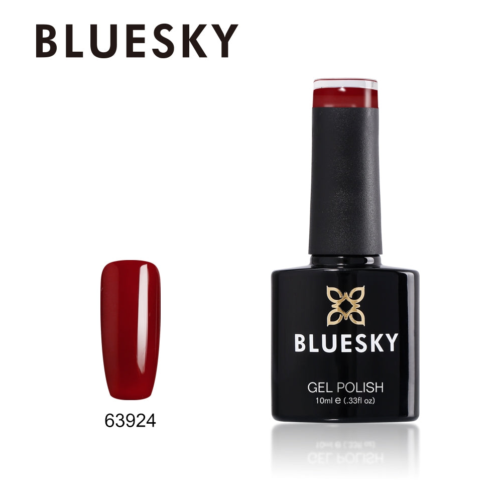 Bluesky UV LED Gel Soak Off Nail Polish, 63924 10ml