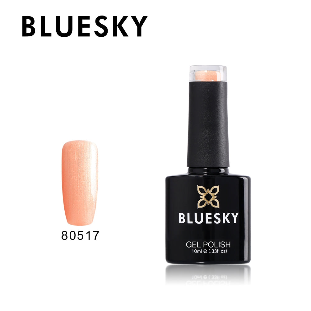 80517 GLISTEN - UV LED Gel Soak off Nail Polish 10ml