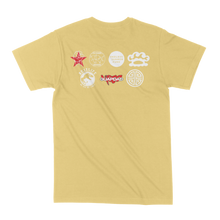 Load image into Gallery viewer, Cleat Check T-Shirt - Yellow