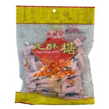 HuaLiSha Dragon Crisp Candy