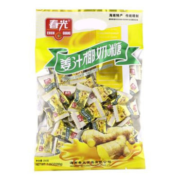 ChunGuang Ginger Coconut Candy