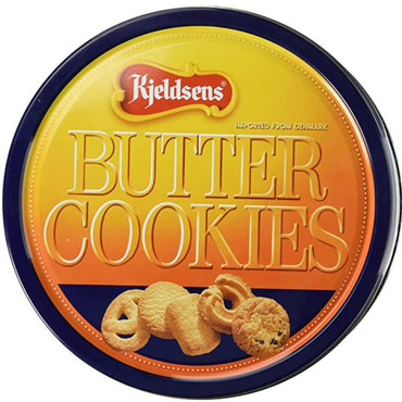 Kjeldsens Butter Cookies 16oz