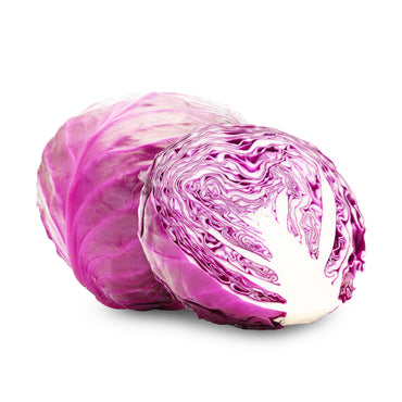 Red Cabbage (1.8-2.2lbs)