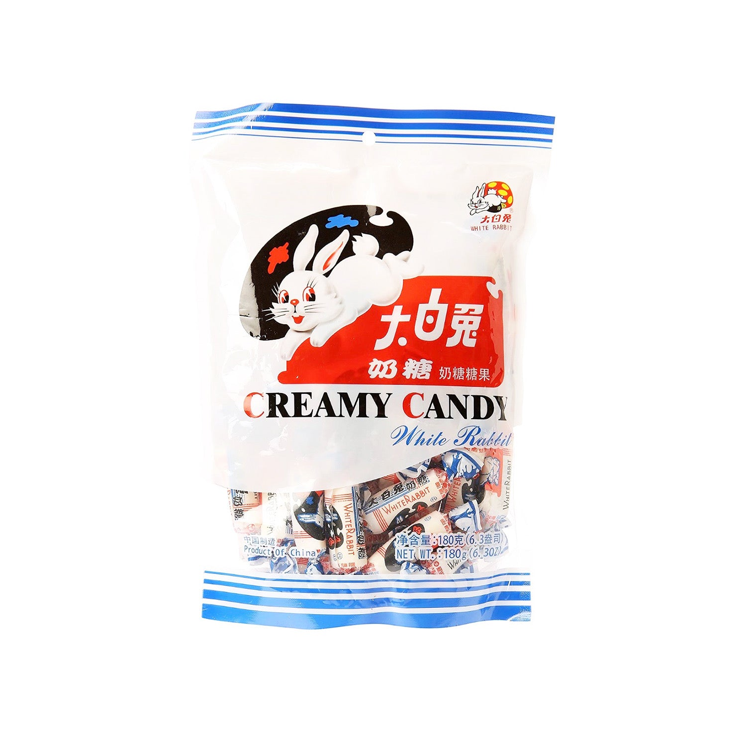 White Rabbit Creamy Candy 大白兔奶糖