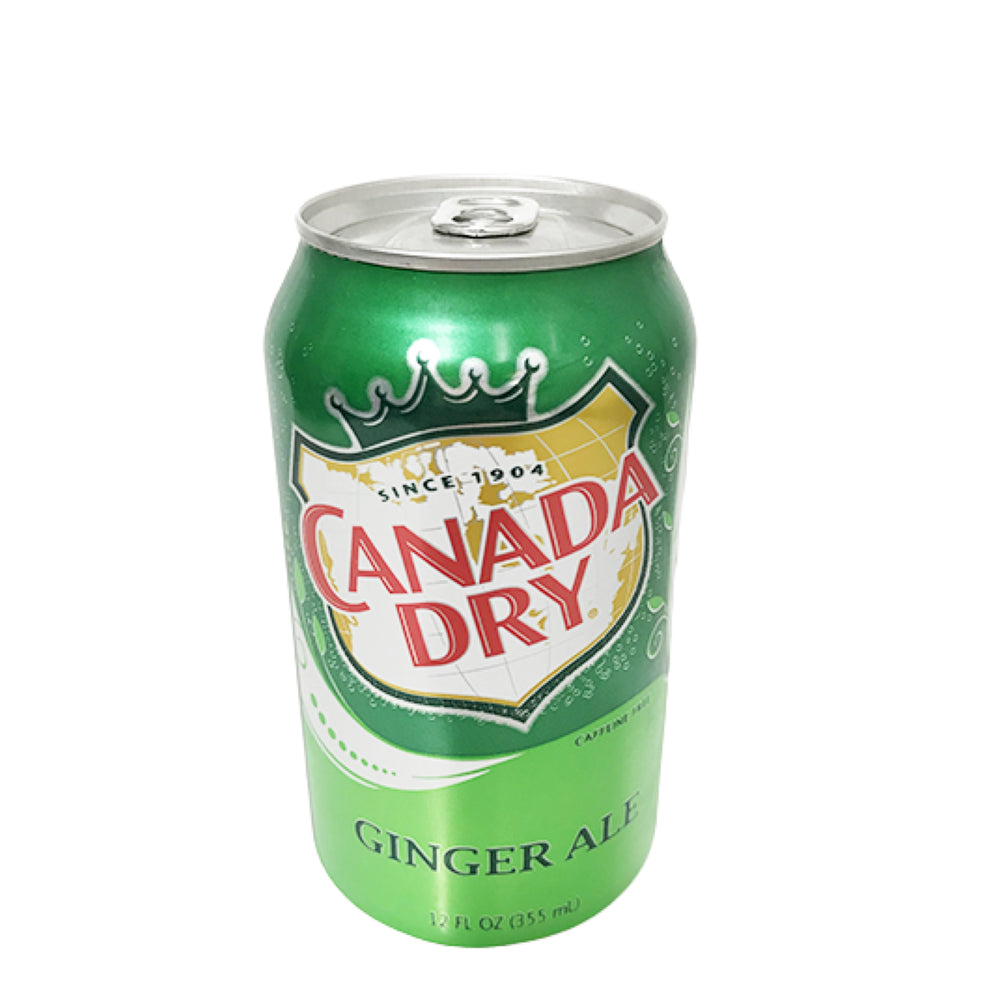 Canada Dry Ginger Ale 12Oz.
