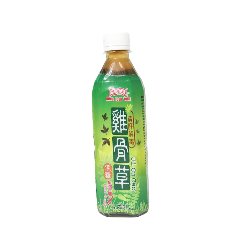 Hung Fook Tong Canton Love-pes Vine Drink 鴻福堂 雞骨草 17oz