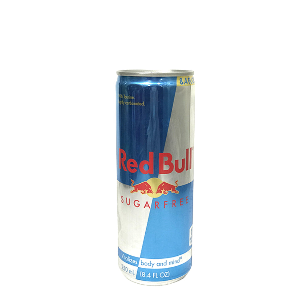 Red Bull Energy Drink Sugar Free 8.4Oz.