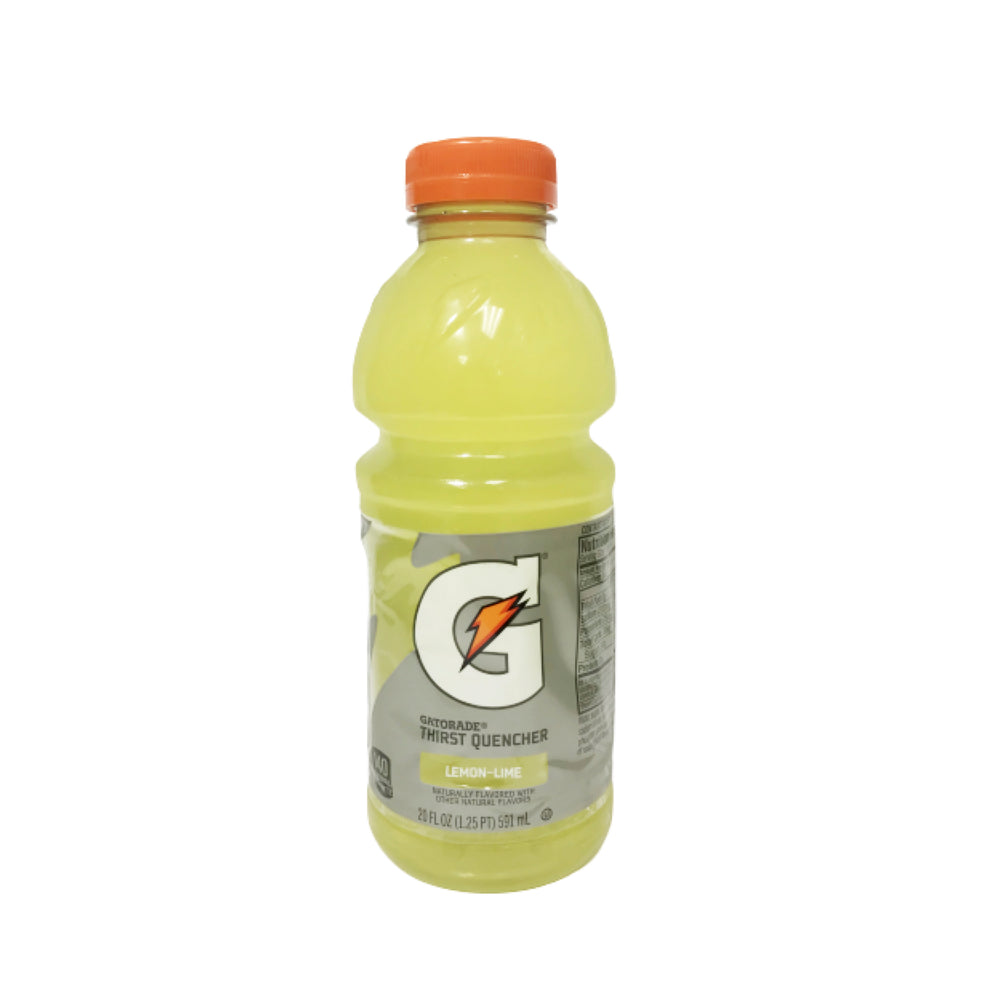 Gatorade Thirst Quencher Lemon Lime 20oz