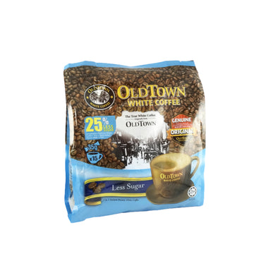 Malaysia Old Town White Coffee 3in1 (Less Sugar)