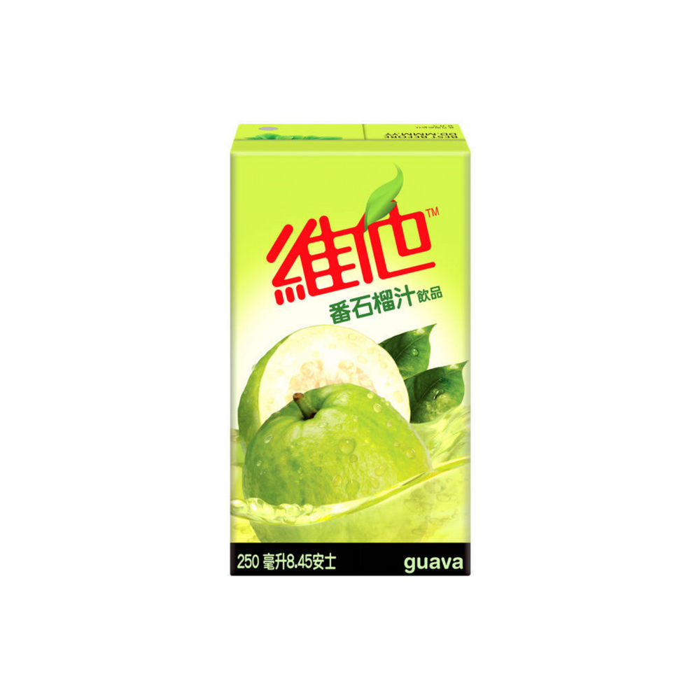 Vita Guava Juice Drink 8.45oz