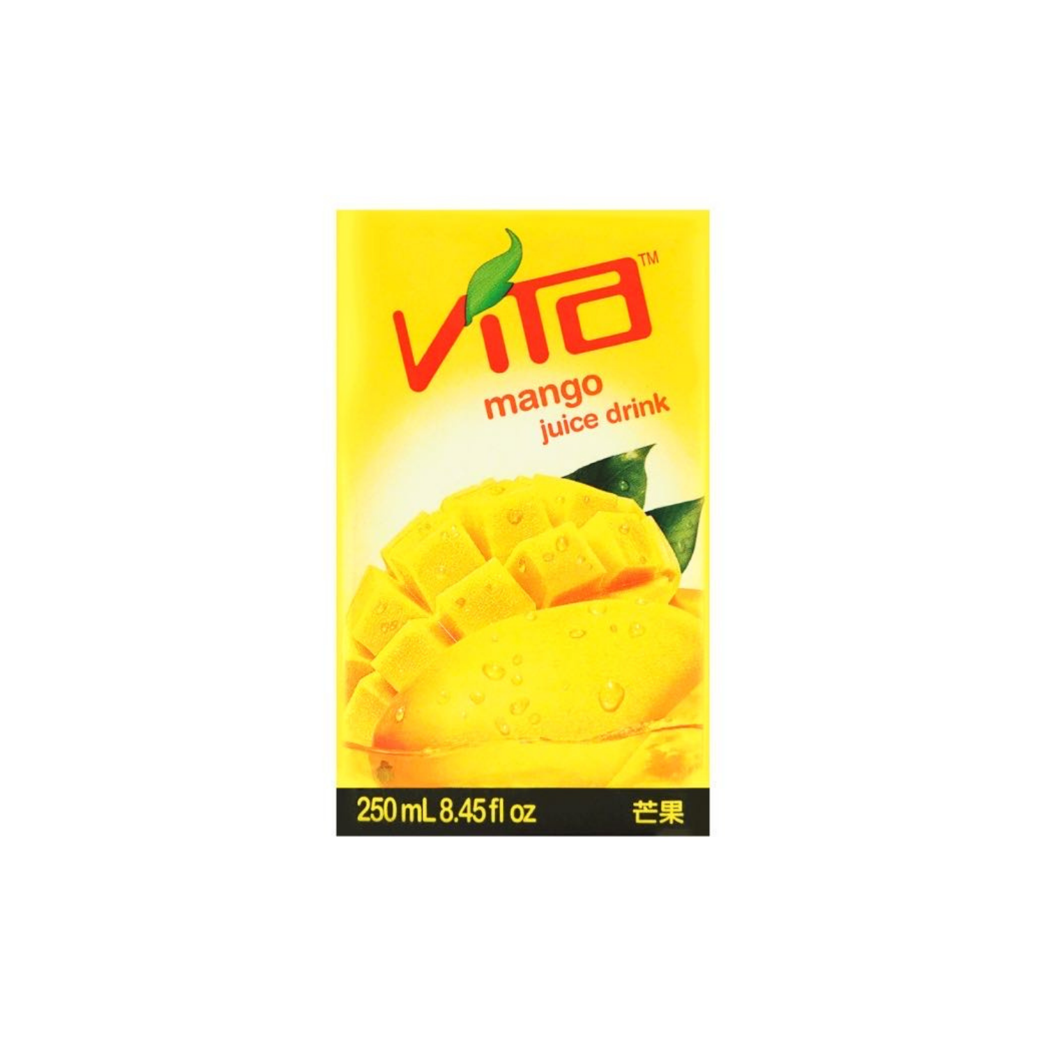 Vita Mango Juice Drink 8.45oz