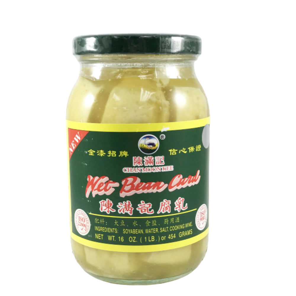 Chan Moon Kee Wet Bean Curd 陳滿記 白腐乳 16oz