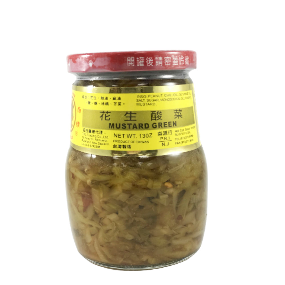 Golden Buffalo Mustard Green 金牛牌 花生酸菜 13oz