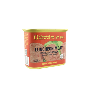 Oriental Luncheon Meat Pork & Chicken 12oz
