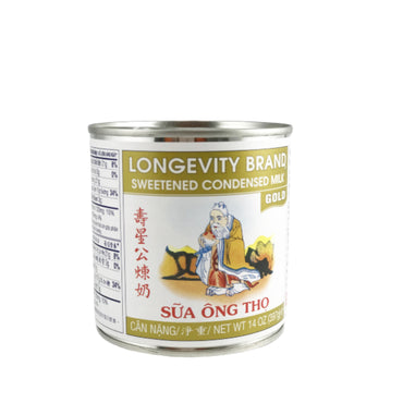Longevity Brand Condensed Milk 炼奶
