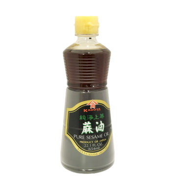 Kadoya Pure Sesame Oil 22.1oz