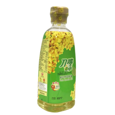 Knife Pure Canola Oil 刀嘜純正芥花籽油 900ml