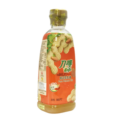 Knife Pure Peanut Oil 刀嘜花生油 900ml