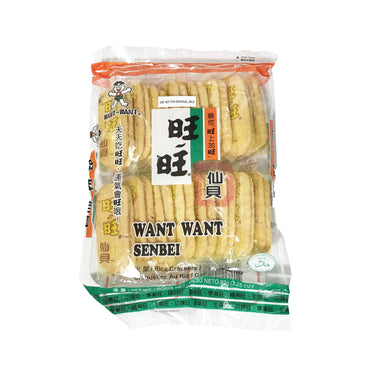 WantWant Senbei Rice Crackers