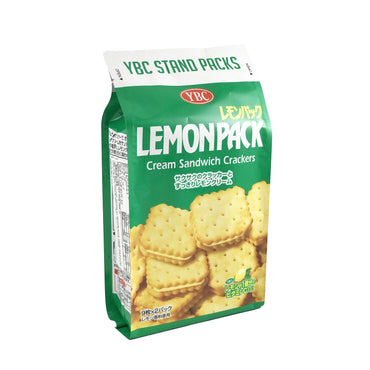 YBC LemonPack Cream Sandwich Crackers