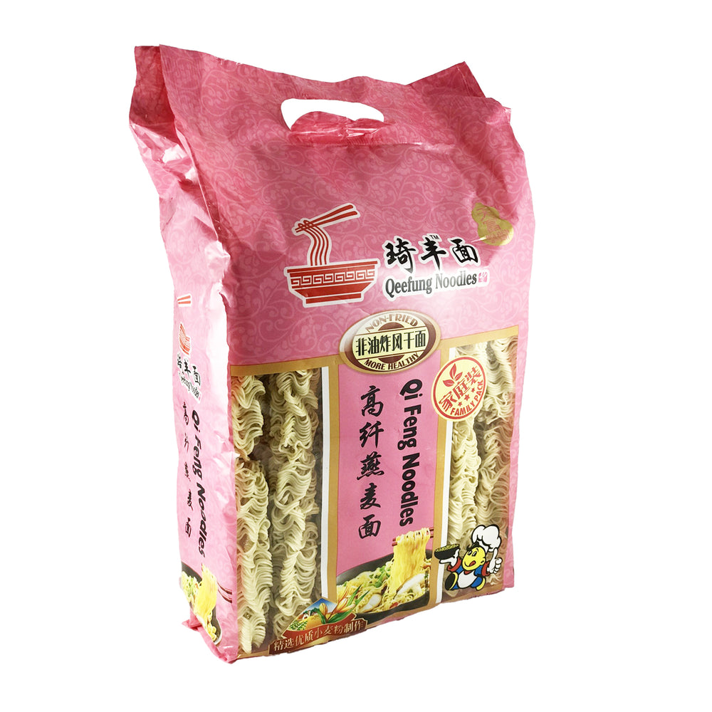 QeeFung Dried Noodle 高纖燕麥麺