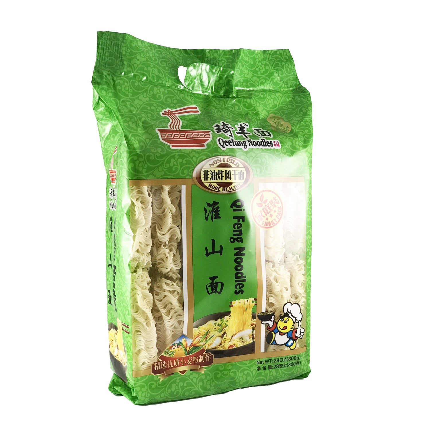 QeeFung Dried Noodle 琦豐麺 淮山麺