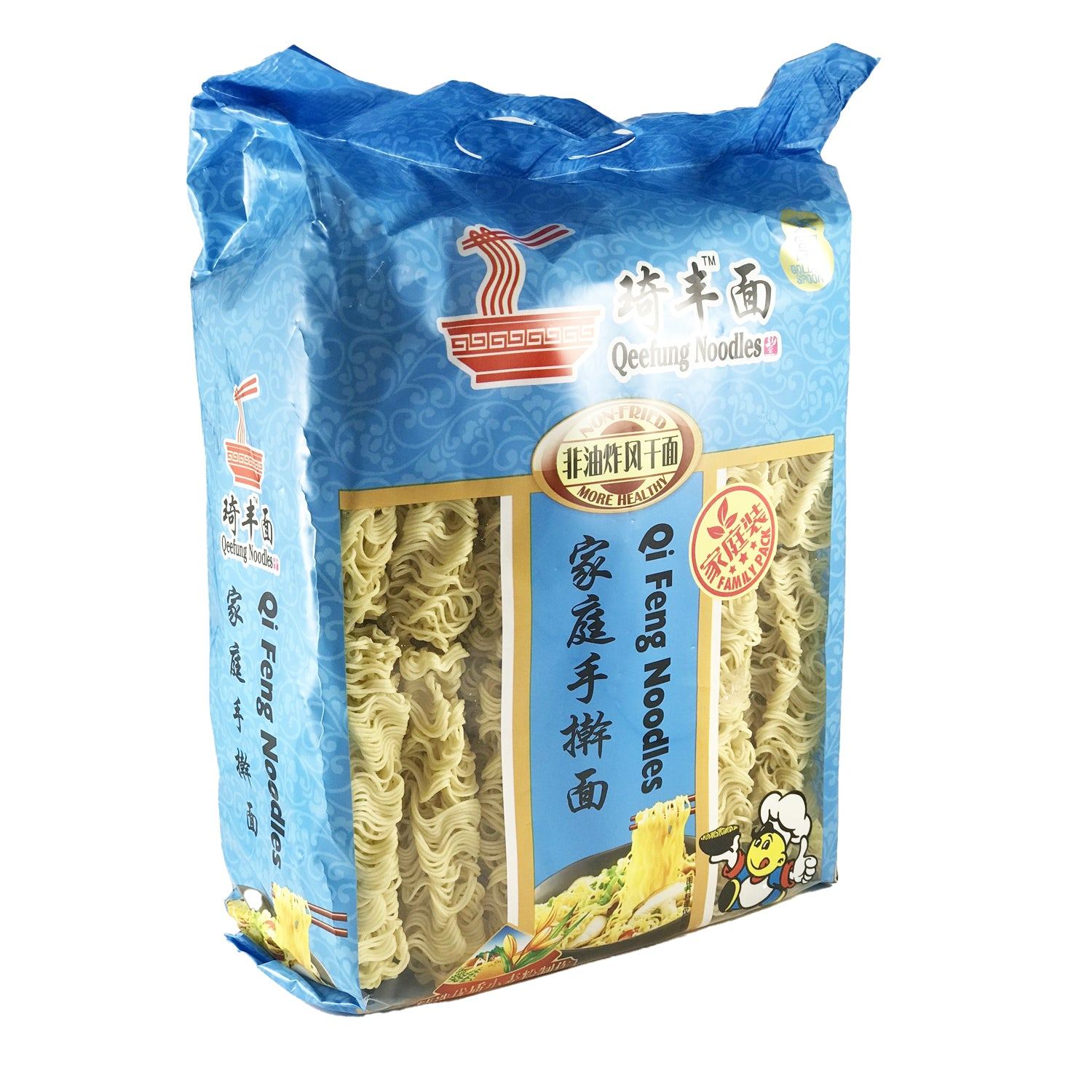 QeeFung Dried Noodle 琦豐麺 家庭手擀麺