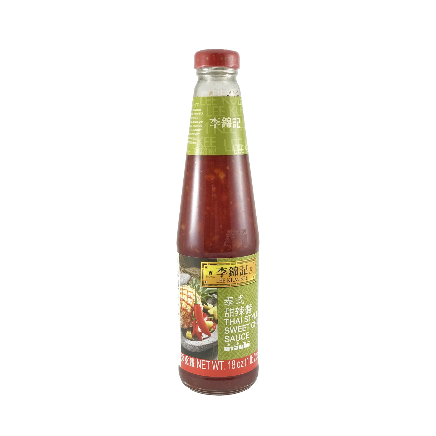 Lee Kum Kee Thai Style Sweet Chili Sauce 李錦記 泰式甜辣醬 18oz